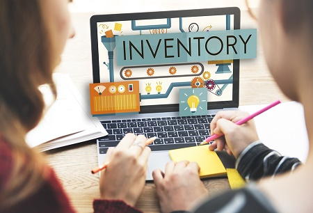 inventory stock manufacturing assets goods concept cpa self study